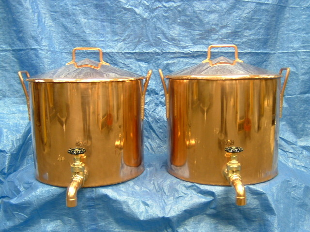 copper cooking kettles for sale